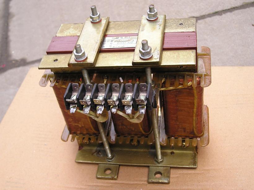 hfc系列发电机相复励变压器